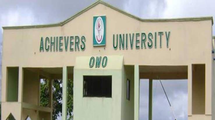 Career Opportunities at Achievers University for Academic and Non-Academic Staff