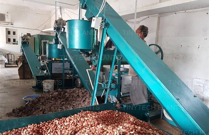 Ongoing Recruitment in a New Soya and Groundnut Oil Processing Factory