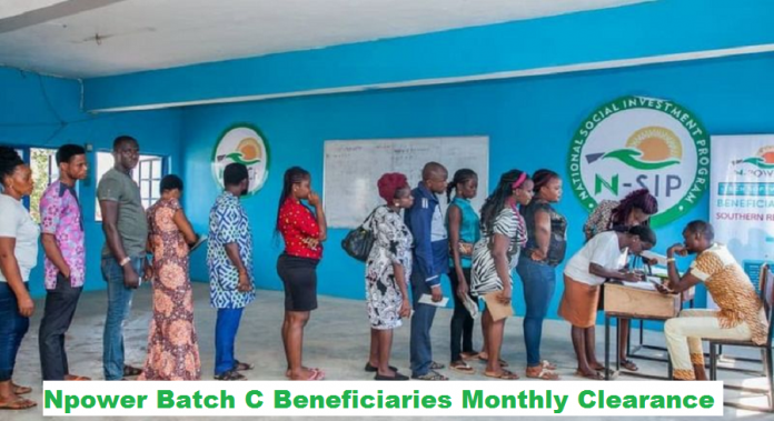 Npower Batch C Beneficiaries Monthly Clearance – All You Need To Know