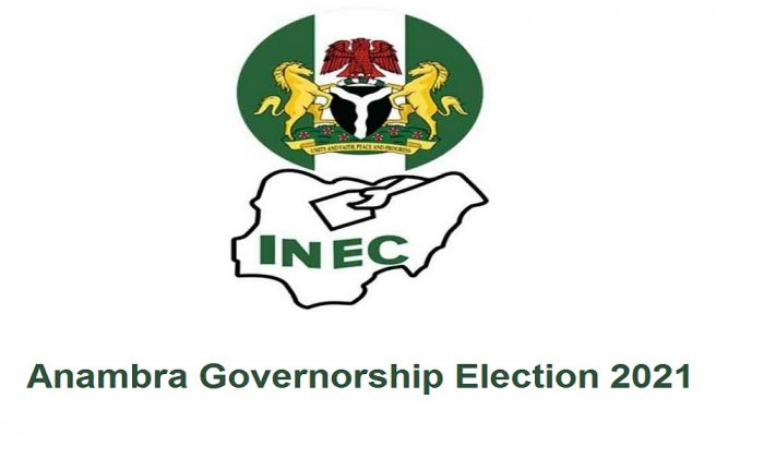 Anambra Governorship Election:  Inec Shortlisted Candidates for 2021 Adhoc Staff Recruitment