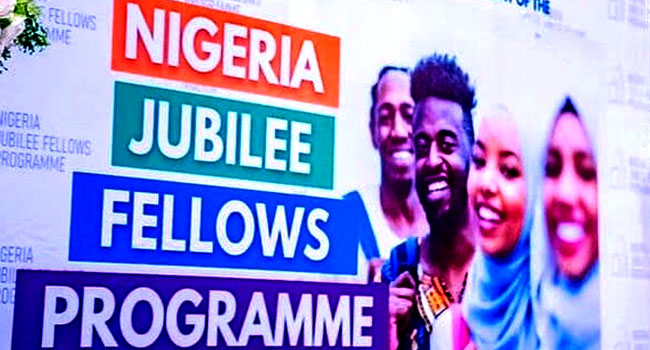 Nigeria Jubilee Fellows Programme NJFP to Shortlist Candidates for 2021 Application PDF