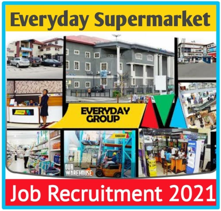 Employment Opportunities at Everyday Supermarket – Location Junction Port Harcourt