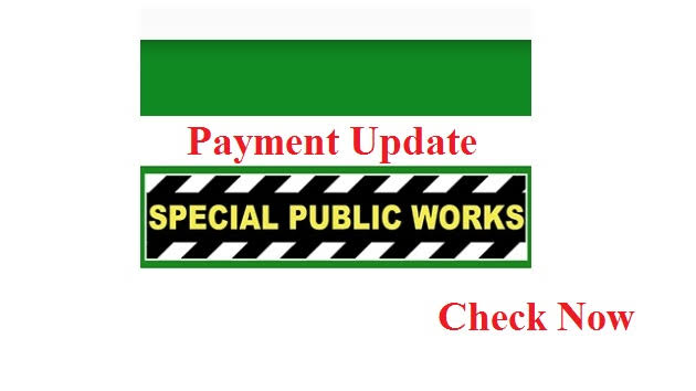 Special Public Works: Banks resumes payment to workers