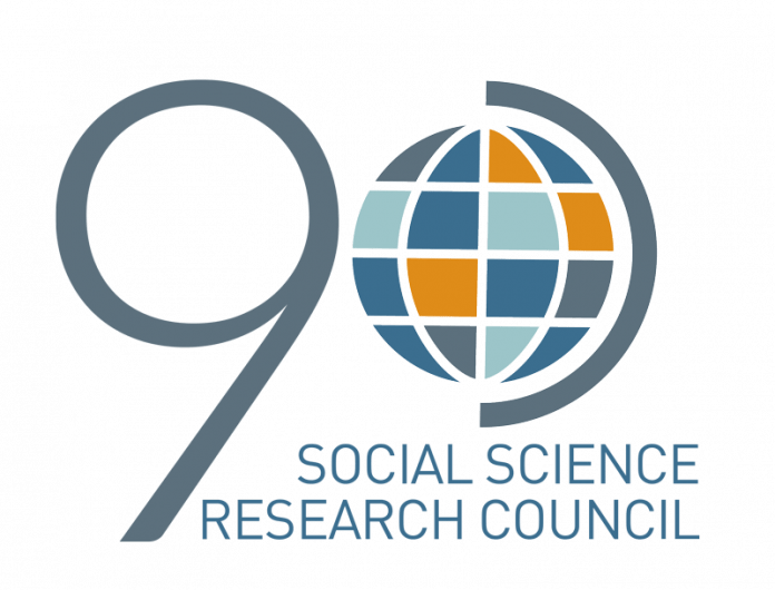 Doctoral Dissertation Proposal Fellowship 2021 of the Social Science Research Council